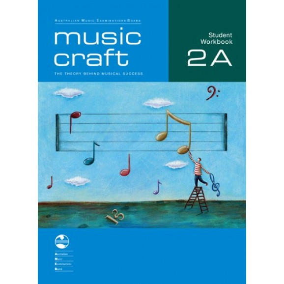 Music Craft Student Workbook - Grade 2 A