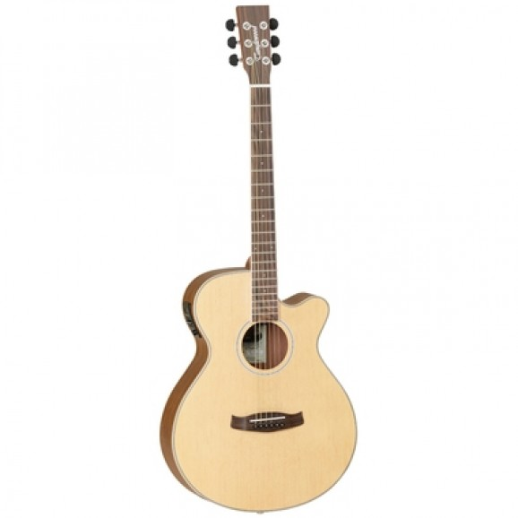 Tanglewood SFCEOV Discovery Exotic Superfolk Ovangkol