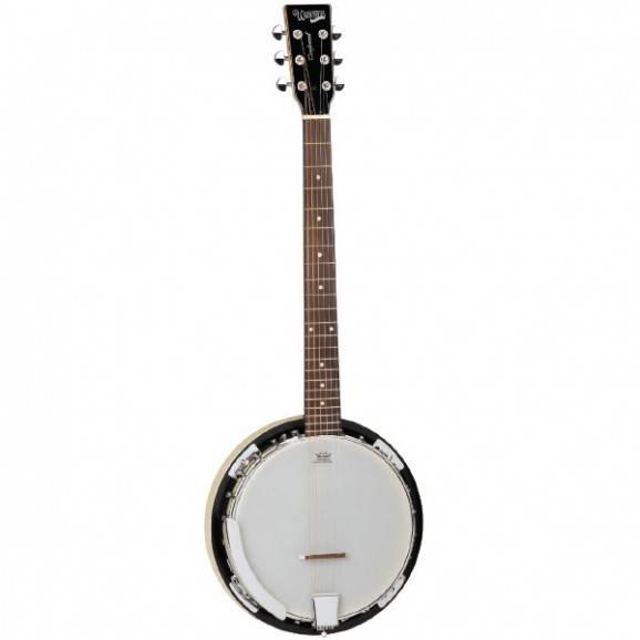 Tanglewood Union 6 String Banjo - Natural Gloss