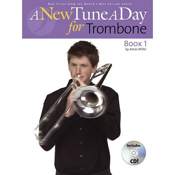A New Tune A Day: Trombone (Bass Clef) - Book 1