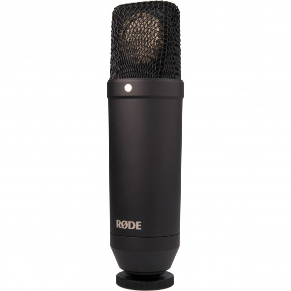 Rode NT1 Cardioid Condenser Microphone  SMR mount.