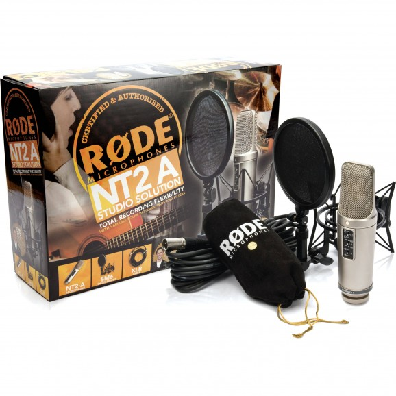 Rode NT2A Condenser Microphone Pack