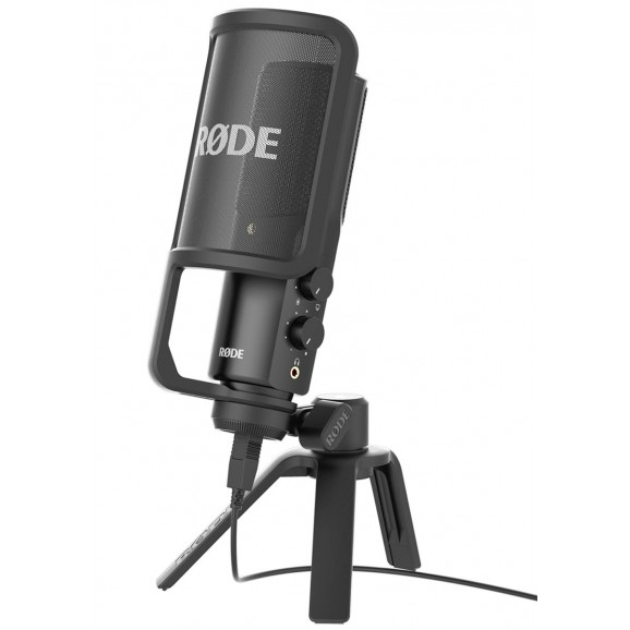 Rode NT-USB Microphone Package
