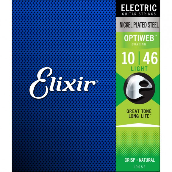 Elixir Optiweb Electric - Light (10-46)