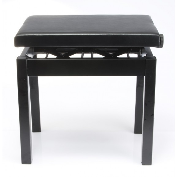 Casio PBBK Adjustable Piano Bench - Black