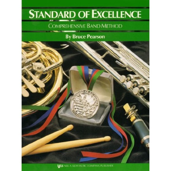 Standard of Excellence Drums/Mallet Percussion - Book 3