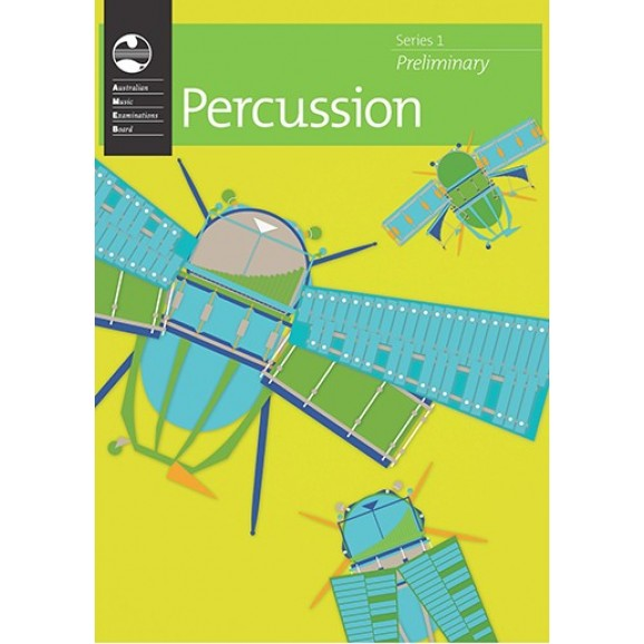 AMEB Percussion Series 1 Grade Book: Preliminary