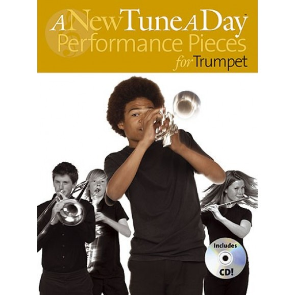 A New Tune A Day: Performance Pieces (Trumpet)