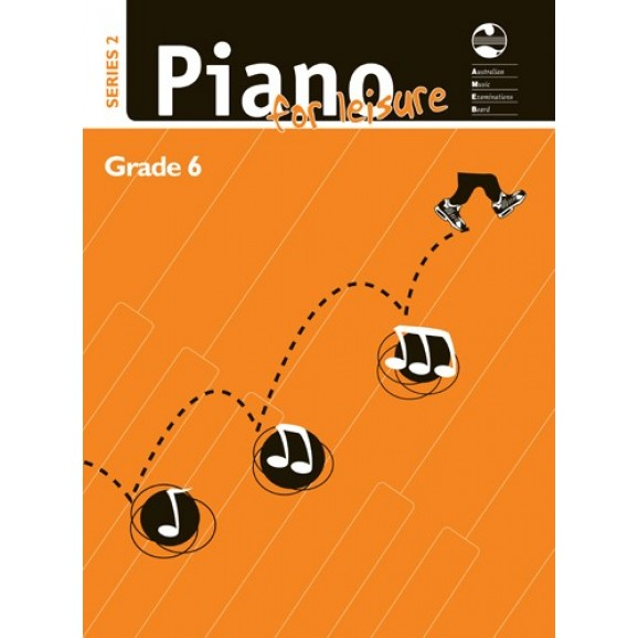 AMEB Piano for Leisure Series 2 Grade 6