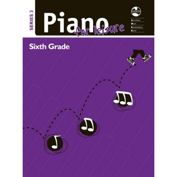 AMEB Piano for Leisure Series 3 Grade 6