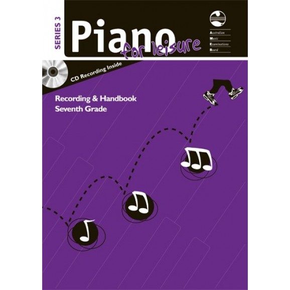 AMEB Piano for Leisure Series 3 Grade 7