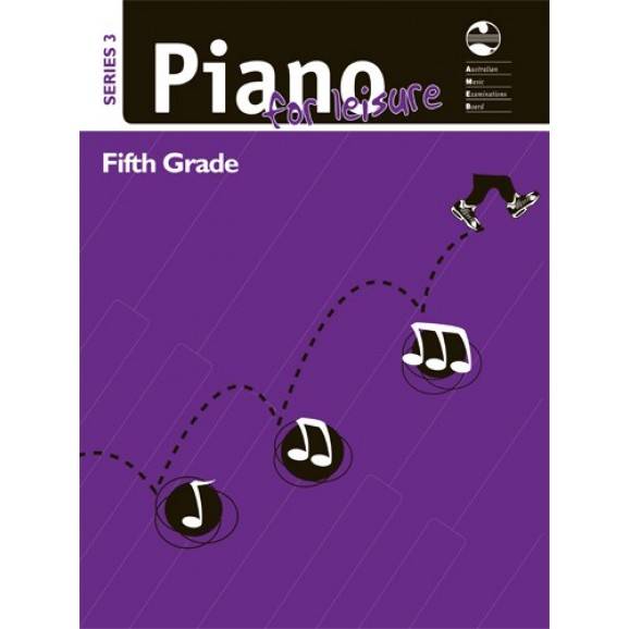 AMEB Piano for Leisure Series 3 Grade 5
