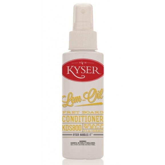 Kyser KDS800 4oz Lemon Oil