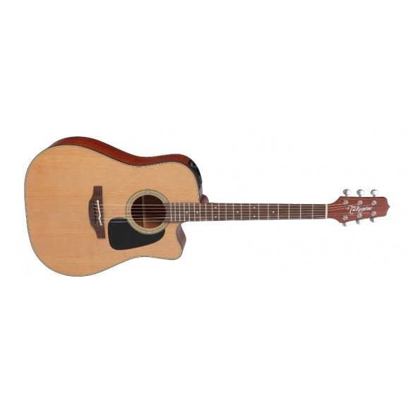 Takamine P1DCSM Pro series Acoustic Electric, Satin Molasses colour with Case