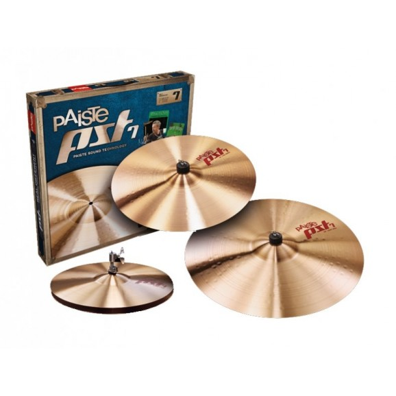Paiste PST7 Session Cymbal Set