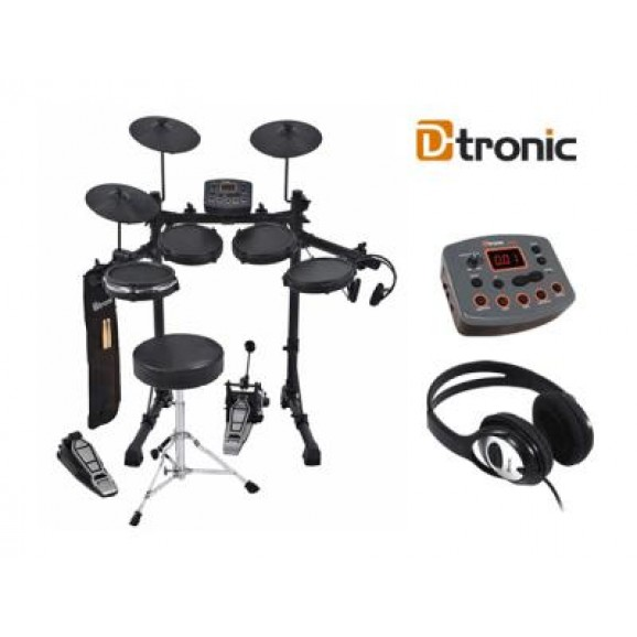 D-Tronic Q2 Electronic Drum Kit