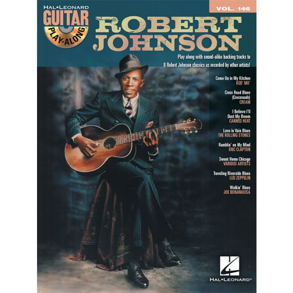 Guitar Play-Along: Robert Johnson
