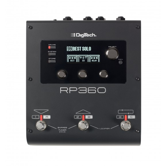 DIGITECH RP-360 Effects Processor
