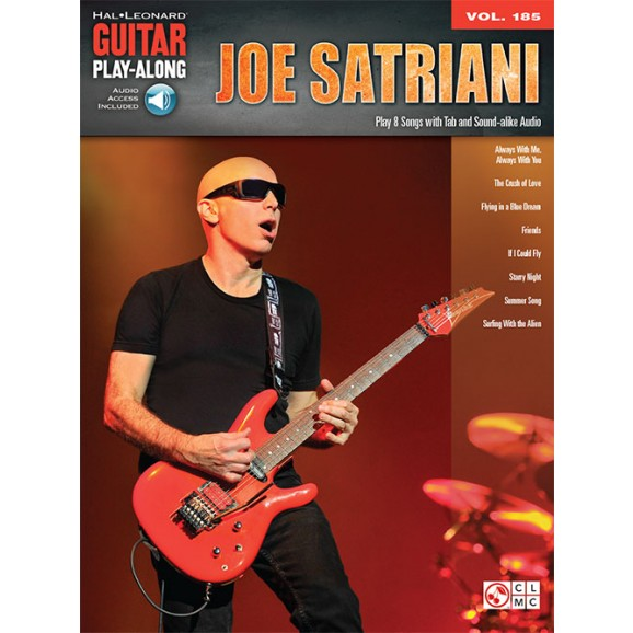 Guitar Play-Along - Joe Satriani