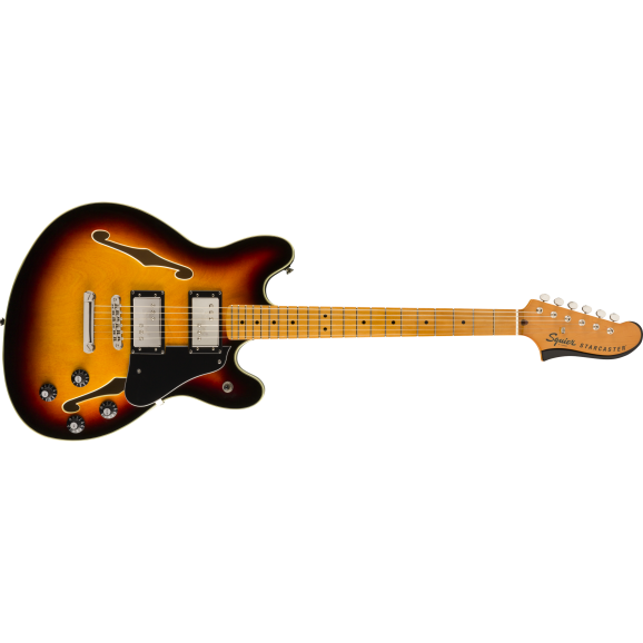 Squier Classic Vibe Starcaster Maple Fingerboard (3-Color Sunburst)