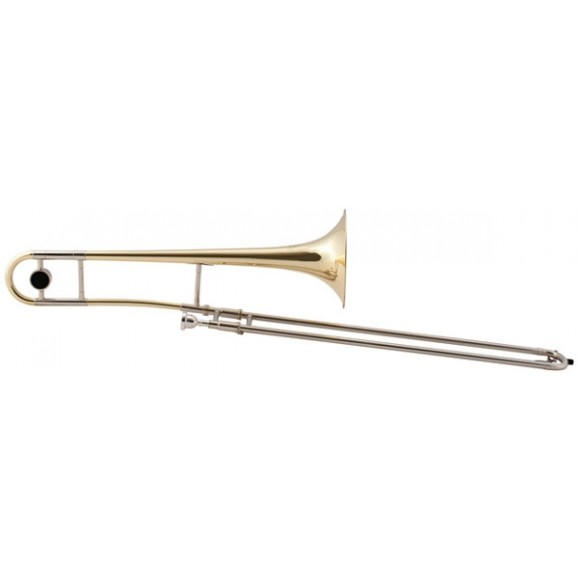 Bach TB710 Prelude Bb Trombone outfit