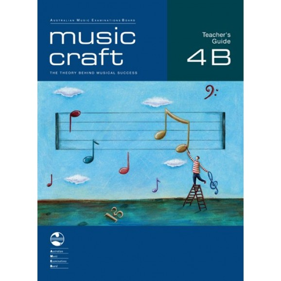 Music Craft Teachers Guide - Grade 4 B