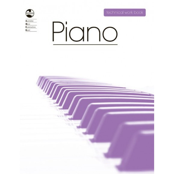 AMEB Piano Technical Workbook 2008