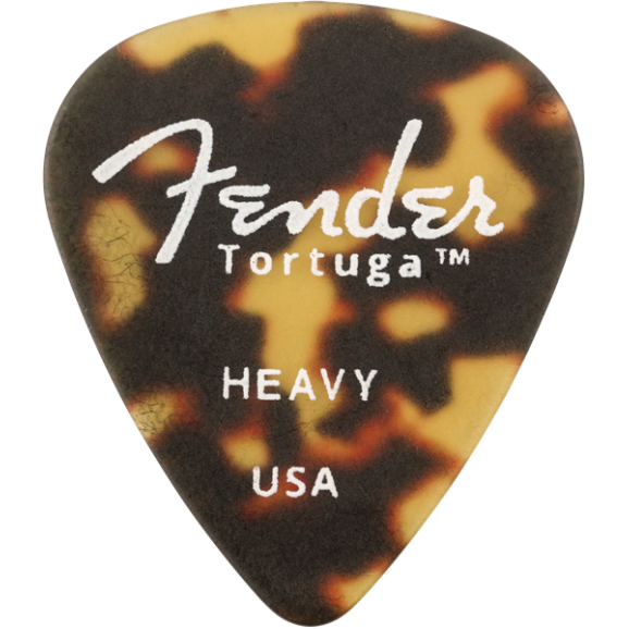Fender Tortuga Picks Heavy (6 pack)