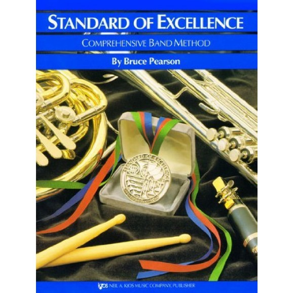 Standard of Excellence Trombone - Book 2