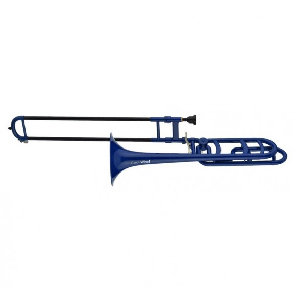 Cool Wind Bb/F Trigger D/BlueTrombone