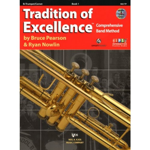 Tradition of Excellence Trumpet Book 1
