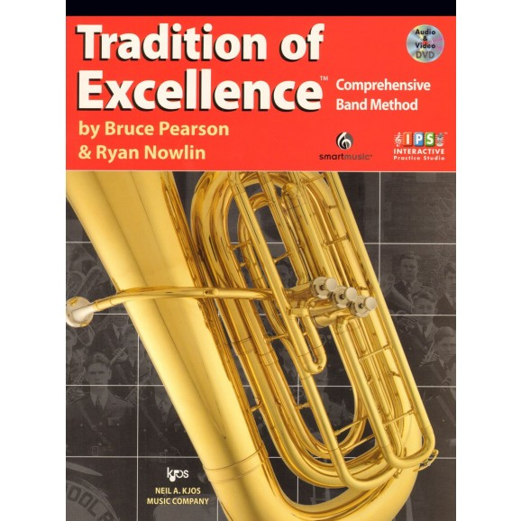 Tradition of Excellence Eb Tuba Book 1
