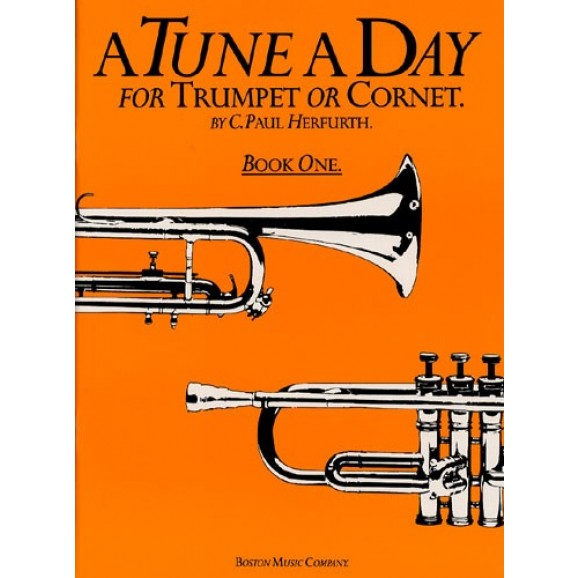 A Tune A Day For Trumpet Or Cornet (Book One)