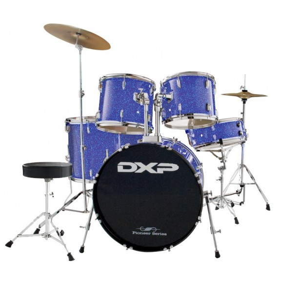 DXP Pioneer S MBL 5 Piece Drum Kit.