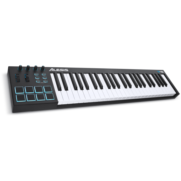 Alesis V49: 49 key USB keyboard with Pad controller