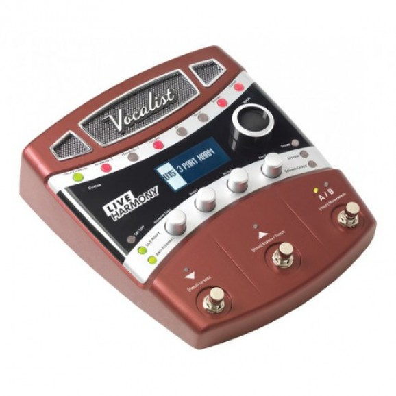 Digitech Vocalist Harmony Processor