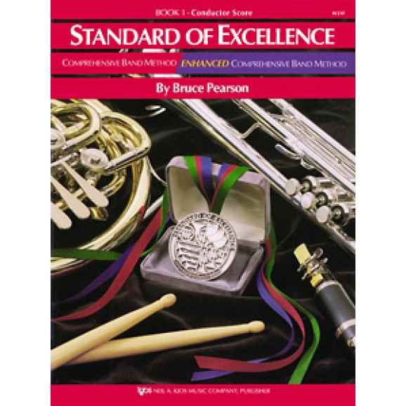 Standard of Excellence Score - Book 1