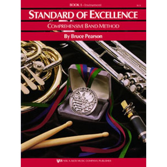 Standard of Excellence Piano Guitar Accomp. - Book 1