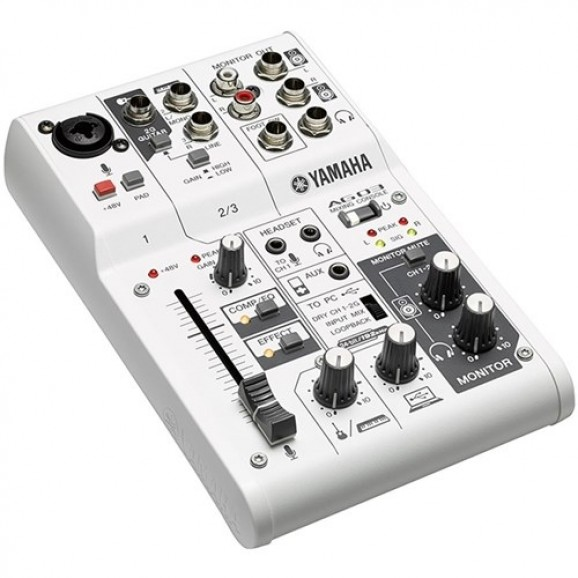 Yamaha AG03 Mixer/Interface