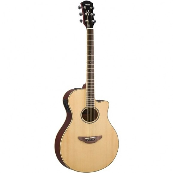 Yamaha APX600NT Acoustic-Electric Guitar Natural