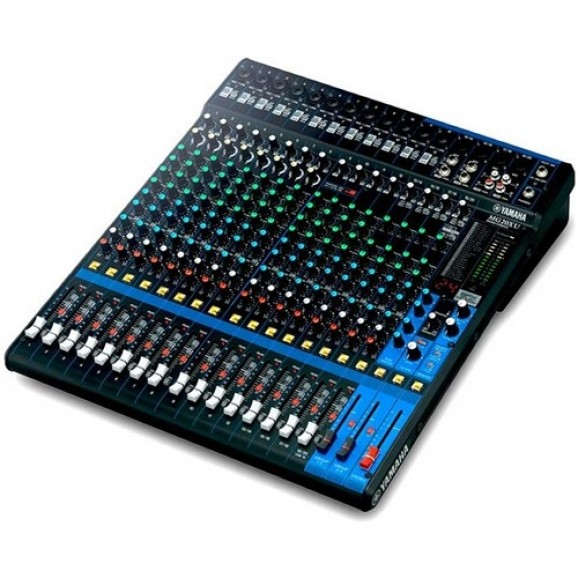 YAMAHA MG20XU Mixer with FX & usb