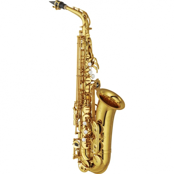 Yamaha 62 series Alto Sax Gold lacquer finish