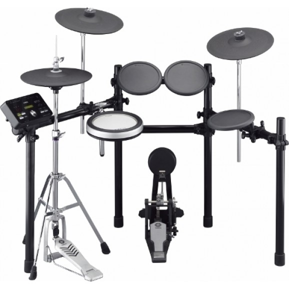 Yamaha DTX532K Plus kit with bonus Stool & pedal pack + Sticks & headphones