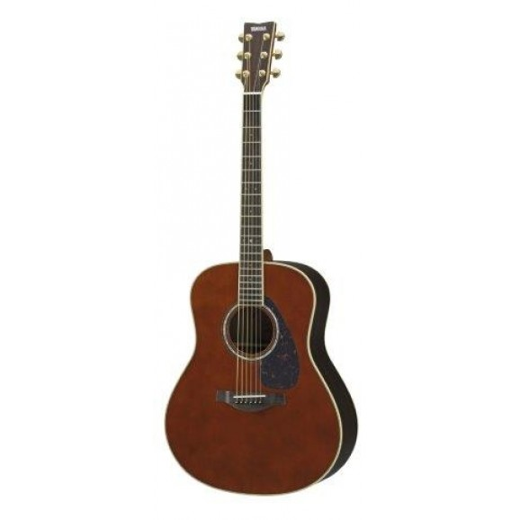 Yamaha LL6-DT//ARE El/Ac Guitar with case