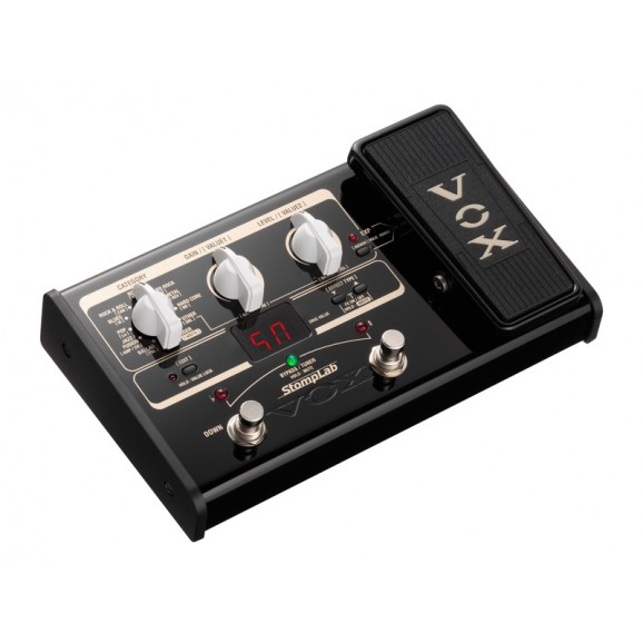 VOX IIG Stomplab Multi Effects with EXP Pedal