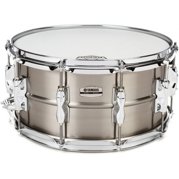 "Yamaha Recording Custom 14"" x 7"" Stainless Steel Snare"