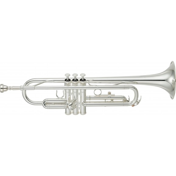 Yamaha YTR-2330S Silver Trumpet
